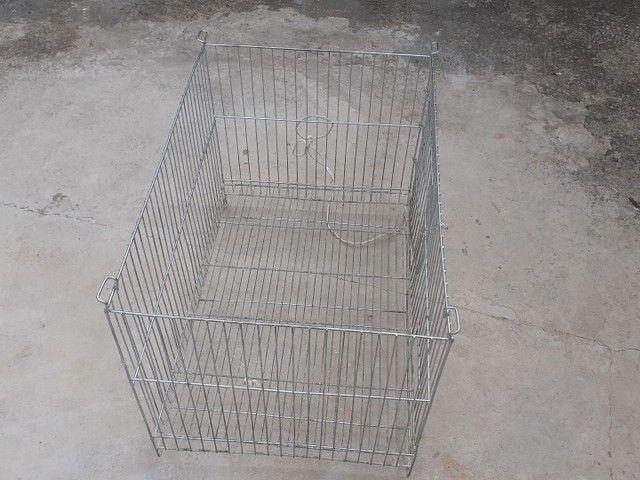 Gaiola para porquinho da india valor 130