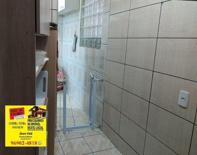 5 Min. Norte Shopping, Tipo Casa De Vila 2Qtos, Aceitando Carta/FGTS - Foto 16