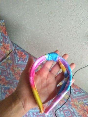 Tiara tie dye - Foto 2