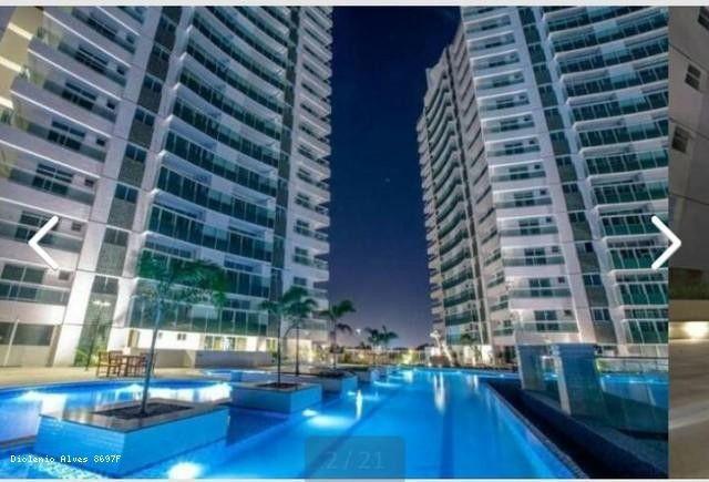 Apartamento para Venda em Fortaleza, Engenheiro Luciano Cavalcante, 3 dormitórios, 2 suíte