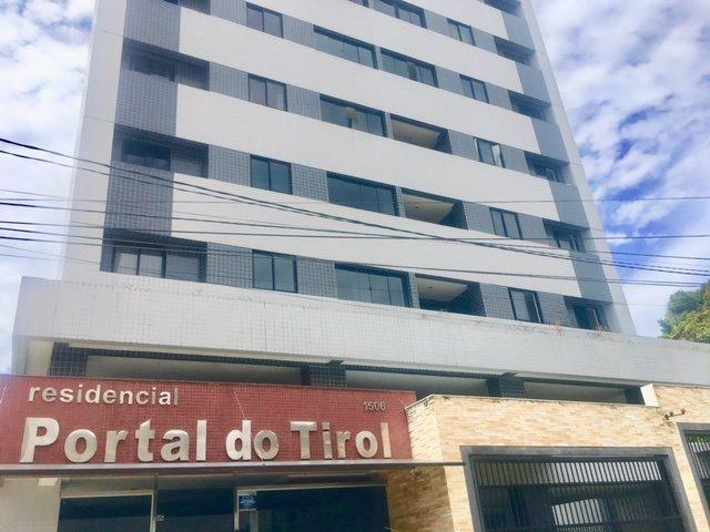 Apartamento Residencial Portal do Tirol - Mobiliado