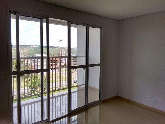 Apartamento de 3 Qts c/ suite Porcelanato, Varanda, lazer completo - 9 9269-2916
