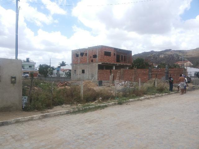 Vendo Terreno 500 m2 em Queimadas-PB
