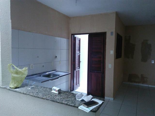 Casa no Maracanaú com garagem e 2 quartos