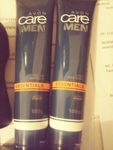 Avon Essentials Kit Presente Barba Perfume Novo Lacrado Beleza