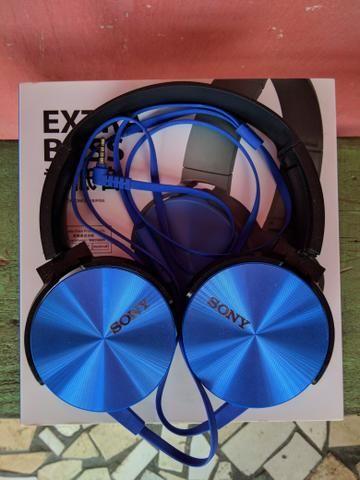 Headphone Sony - Original - Perfeito Estado