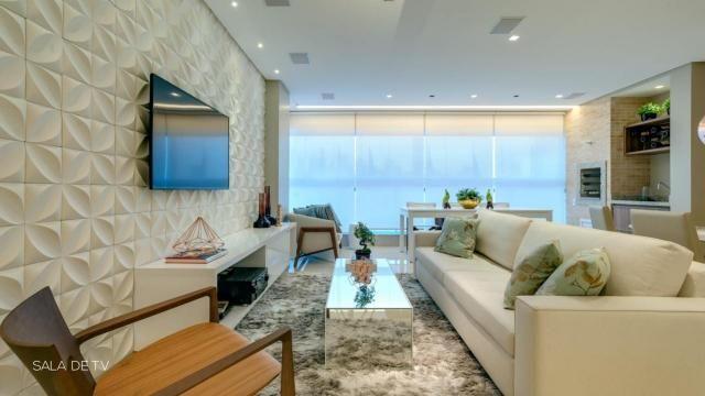 Apartamento 3 Suítes 121m² Próximo ao Vaca Brava - Essência Home Club - Foto 3
