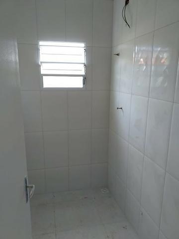 Vende || Casa Nova no Golfinhos || 02 dormitórios || Preço Especial || 190 mil - Foto 11