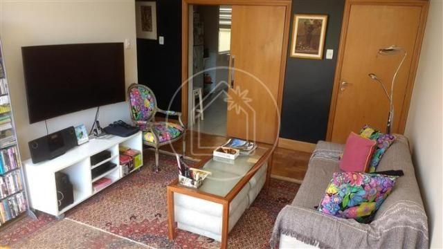 Apartamento à venda com 2 dormitórios em Alto da boa vista, Rio de janeiro cod:851666 - Foto 2