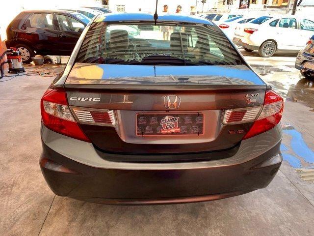 Honda Civic LXR 2.0 automatico 2014 - Foto 4