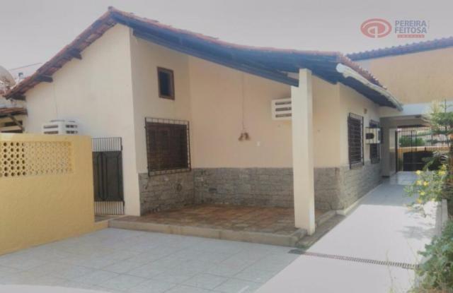 Casa residencial para locação, jardim são francisco, são luís - ca1083.