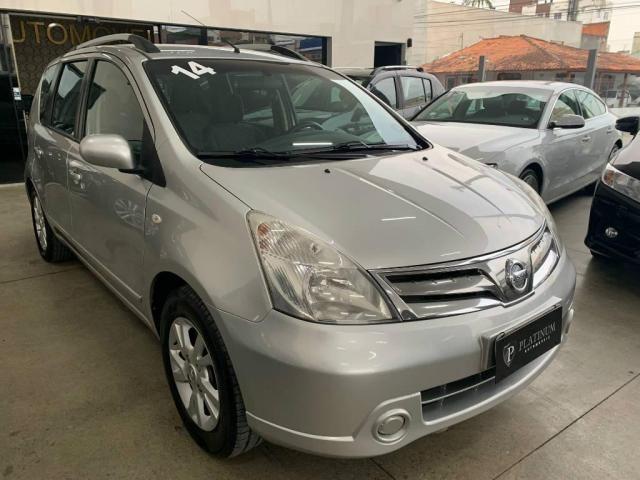 Nissan Livina 1.8 s Automatico