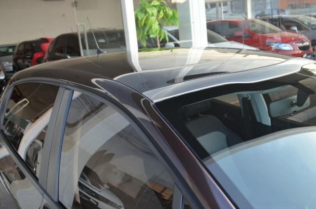 208 1.5 allure flex 4p manual *teto solar panorâmico*central multimídia - Foto 16