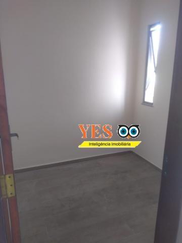 Yes imob - apartamento residencial para locação , brasília, feira de santana , 2 dormitóri - Foto 5