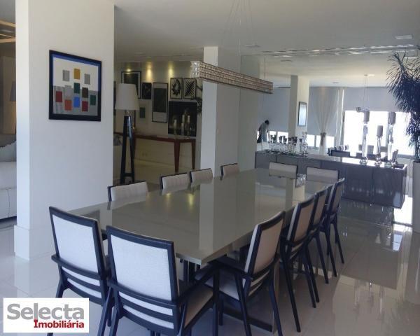 Apartamento de 500 m² mais lindo da Av. Atlântica, totalmente mobiliado e equipado, com tu - Foto 6