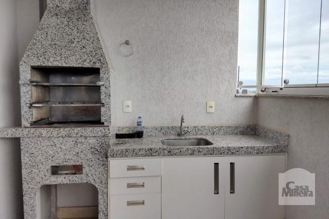 Apartamento à venda com 2 dormitórios em Cinqüentenário, Belo horizonte cod:257701 - Foto 16