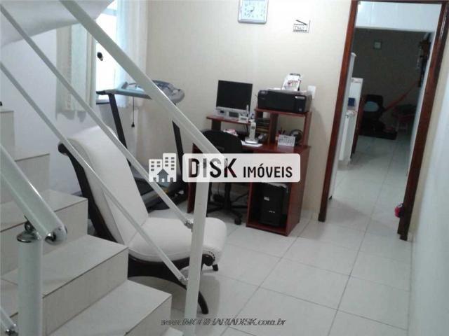 Casa à venda com 2 dormitórios em Assuncao, Sao bernardo do campo cod:21773 - Foto 2