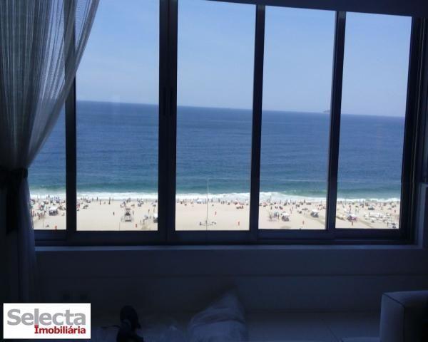Apartamento de 500 m² mais lindo da Av. Atlântica, totalmente mobiliado e equipado, com tu - Foto 3