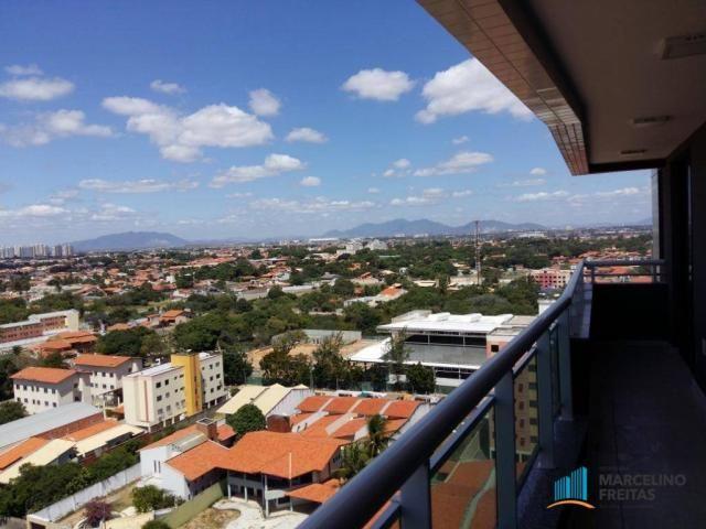 Apartamento com 2 dormitórios para alugar, 72 m² por r$ 1.509,00/mês - engenheiro luciano  - Foto 9