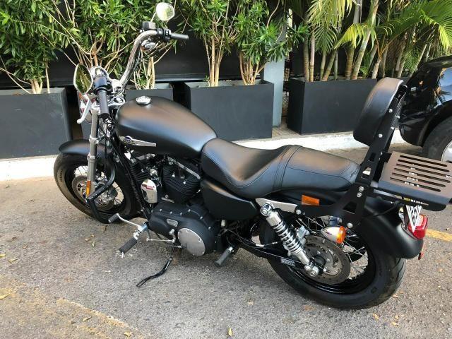 Sissy Bar Harley Davidson - Foto 2