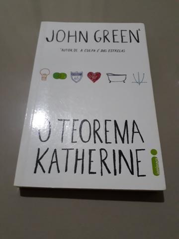 O Teorema de Katherine - John Green