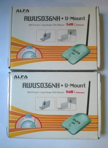 Alfa AWUS036NH Adaptador Wireless USB - Foto 6