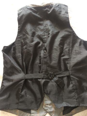Zara masculino TAM 38 colete - Foto 6
