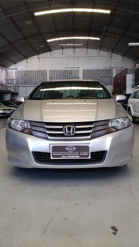 Honda CITY LX 2012 BLINDADO - Foto 4