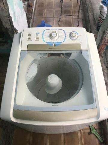 Máquina 12 kilos para retirada de peças