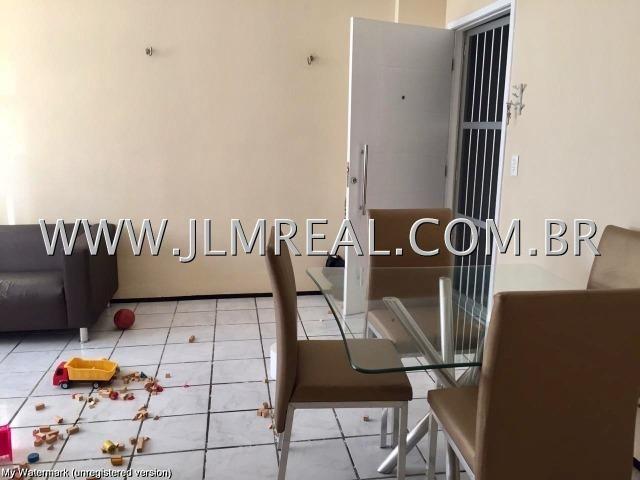 (Cod.112 - Damas) - Vendo Apartamento com 71m², 3 Quartos - Foto 3