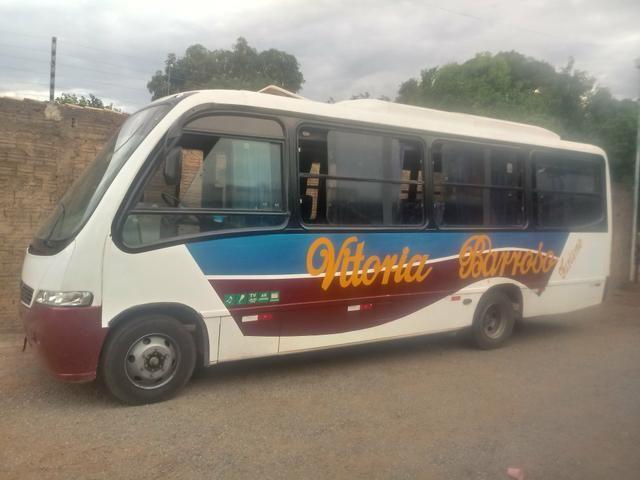 Micro onibus mercedes