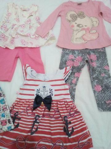 Vendo este lote de Roupinhas Infantis Nova e semi nova - Foto 3