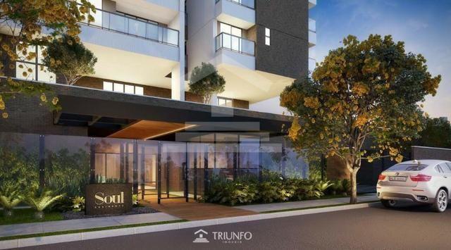 (EXR) Apartamento, na planta, à venda no Cocó -> 107m², 3 quartos, 2 vagas [TR31686] - Foto 2