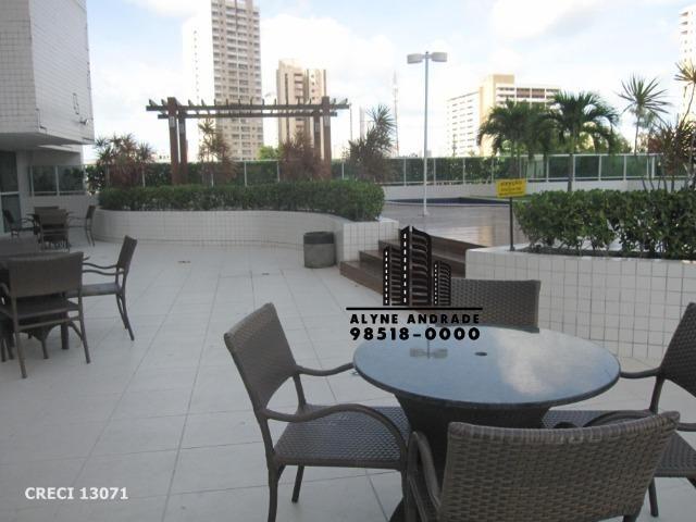 Aldeota | Projetado / 95 m² | Lazer Completo - Foto 3