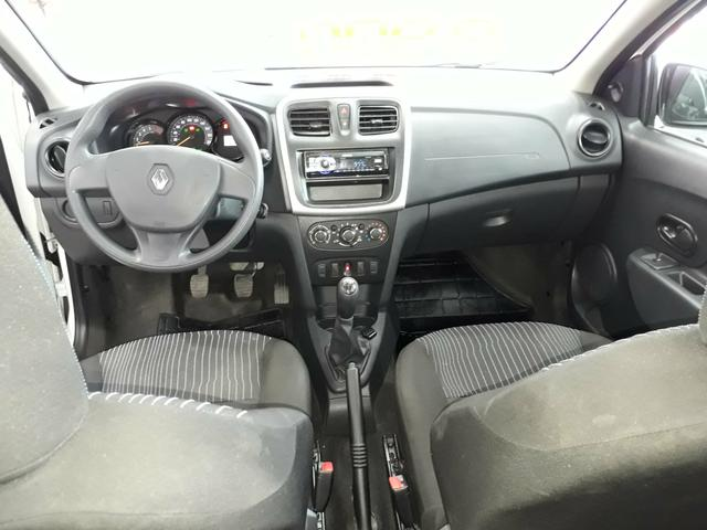 Sandero Authentique 1.0 Flex 12V 2019 - Foto 11