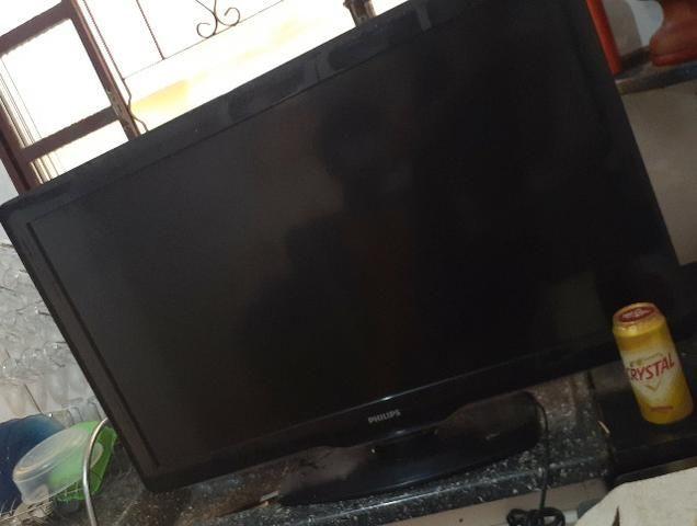 Com Defeito! Leia! Tv Philips 40 Polegadas - Foto 2