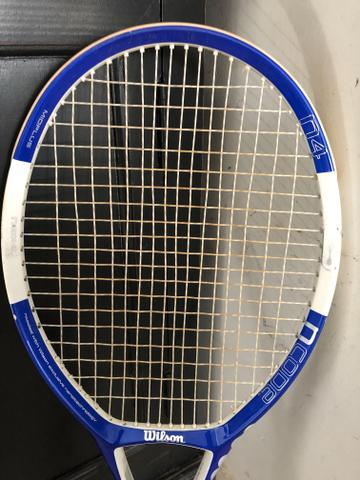 Vendo 2 raquetes de tênis Wilson - Foto 4