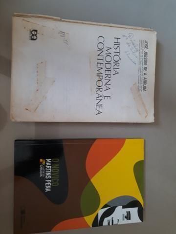 Livros variados cada um por 5 reais - Foto 2