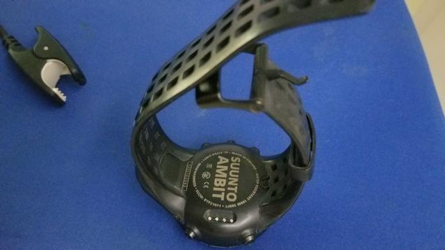 Relógio GPS Suunto Ambit Black - Foto 2