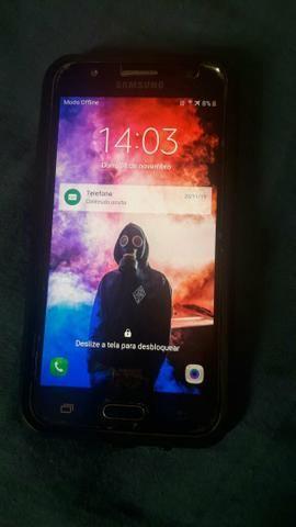Samsung j5 , vendo ou troco , e compro película nova caso for comprar - Foto 3