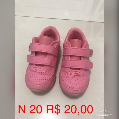 Sapatos infantil feminino - Foto 4
