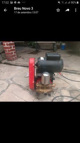 Maquina lava jato profissional industrial de alta pressão dois calavos1,400,00