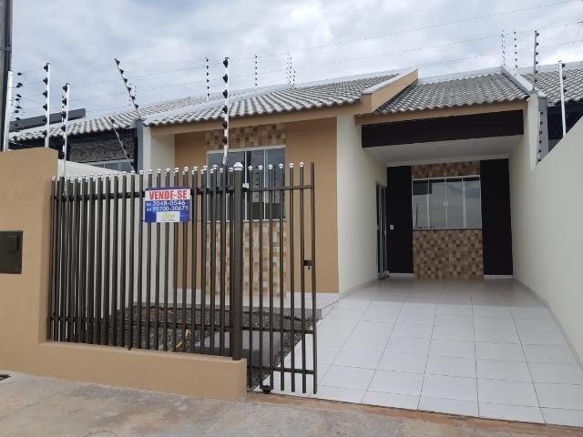 Jardim Ecovalley com 3 quartos e cerca elétrica - MCMV