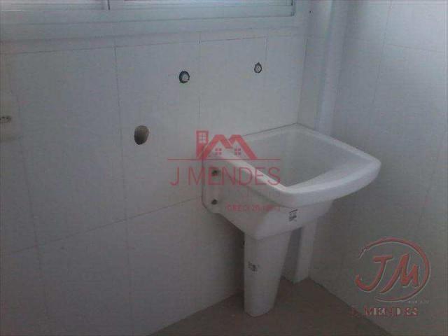 Locação de apartamento de 2 dormitórios sendo 2 suítes, varanda Gourmet c/ vista ... - Foto 4