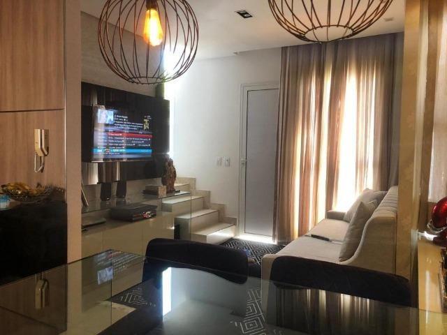CA1572 Casa 80m² Cond. Magna Villaris 3 Qts Sendo 2 Sts Decorada, Climatizada, e Mobiliada - Foto 12