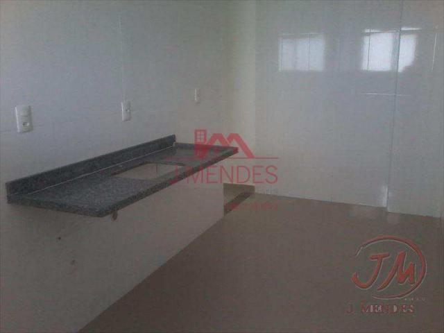 Locação de apartamento de 2 dormitórios sendo 2 suítes, varanda Gourmet c/ vista ... - Foto 5