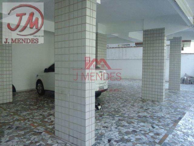 Apartamento com 2 dorms, Aviação, Praia Grande - R$ 265.000,00, 80m² - Codigo: 617... - Foto 2