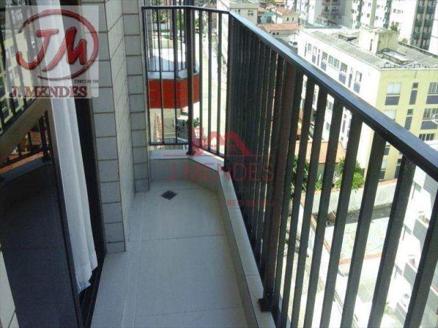 Apartamento com 2 dorms, Aviação, Praia Grande - R$ 265.000,00, 80m² - Codigo: 617... - Foto 10