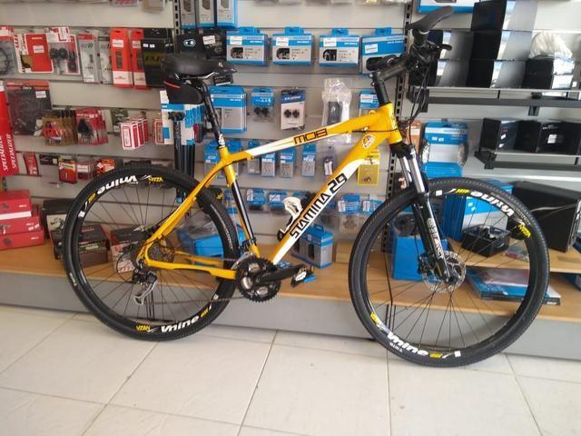 Bicicleta Aro 29 Grupo Shimano Alivio cda5067154283