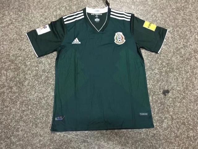Camiseta adidas Seleção Mexicana Promoção Copa 2018 Mexico - Roupas ... 391093084b49b